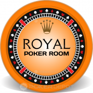 Royal Poker Suits Front