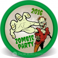 Zombie Party Front