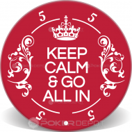 Keep Calm Front