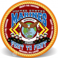 Marine Corps Front