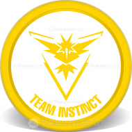 Pokemon Team Instinct Front