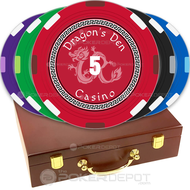 Dragon Casino Custom Poker Tables