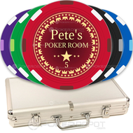 Build Your Own Custom Poker Tables